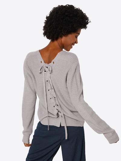 Urban Classics Pullover in grau: Rückansicht