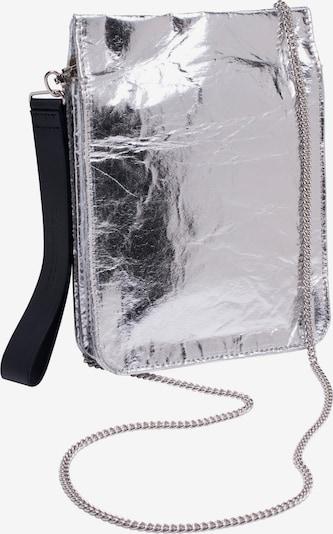 Accessoire diffusion Bag 'Pinatex' in silber, Produktansicht