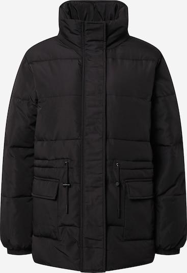 MOSS COPENHAGEN Tussenjas 'Petrina' in de kleur Zwart, Productweergave