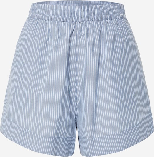2NDDAY Shorts '2ND Loretta Stripe' in blau, Produktansicht