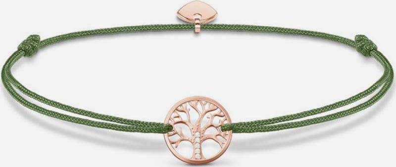 Thomas Sabo Armband 'Lebensbaum, Little Secret 'Tree of Love', LS036-898-6-L20v'