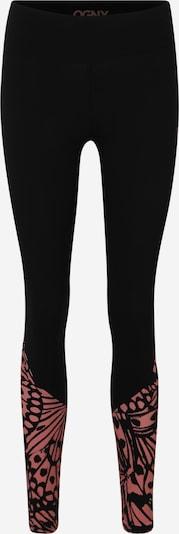 OGNX Spodnie sportowe w kolorze łososiowy / czarnym, Podgląd produktu