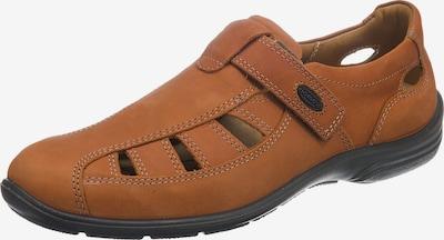 JOMOS Komfort-Sandale in cognac, Produktansicht