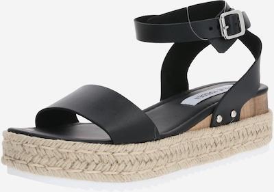 STEVE MADDEN Sandale 'CHASER' in beige / schwarz, Produktansicht