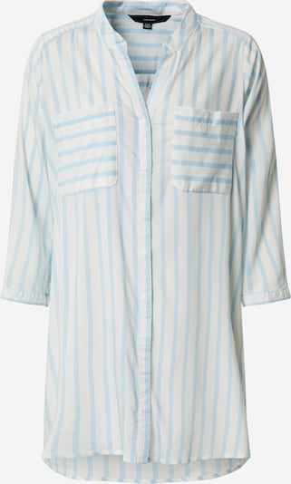 VERO MODA Tunika ''VMERIK' - modrá / bílá, Produkt