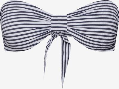 ABOUT YOU Bikinitop 'Jolina' in de kleur Zwart / Wit, Productweergave