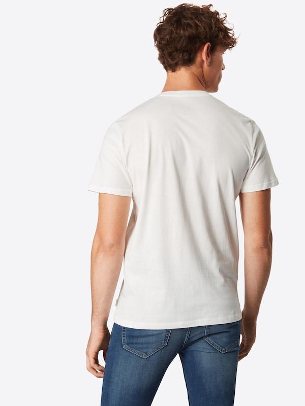 shirt 'jorpopeye' Mélange Jackamp; De T CouleursBlanc Jones En dCrxoBe