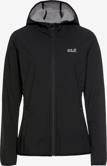 JACK WOLFSKIN Funktionsjacke 'NORTHERN POINT' in schwarz, Produktansicht