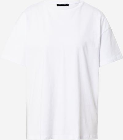 Trendyol Shirt in weiß, Produktansicht