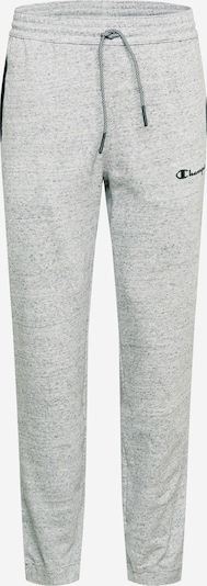 Champion Authentic Athletic Apparel Pantalon en gris chiné / noir, Vue avec produit