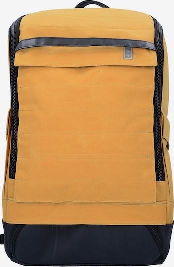 AEP Rucksack in gelb, Produktansicht