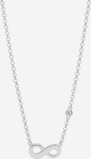FOSSIL Silberkette 'Infinity' in silber, Produktansicht