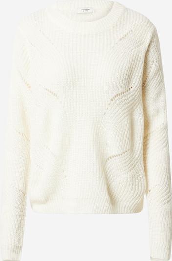 JACQUELINE de YONG Pullover 'New Daisy' in weißmeliert, Produktansicht