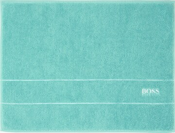 BOSS Home Bathmat 'PLAIN' in Blue