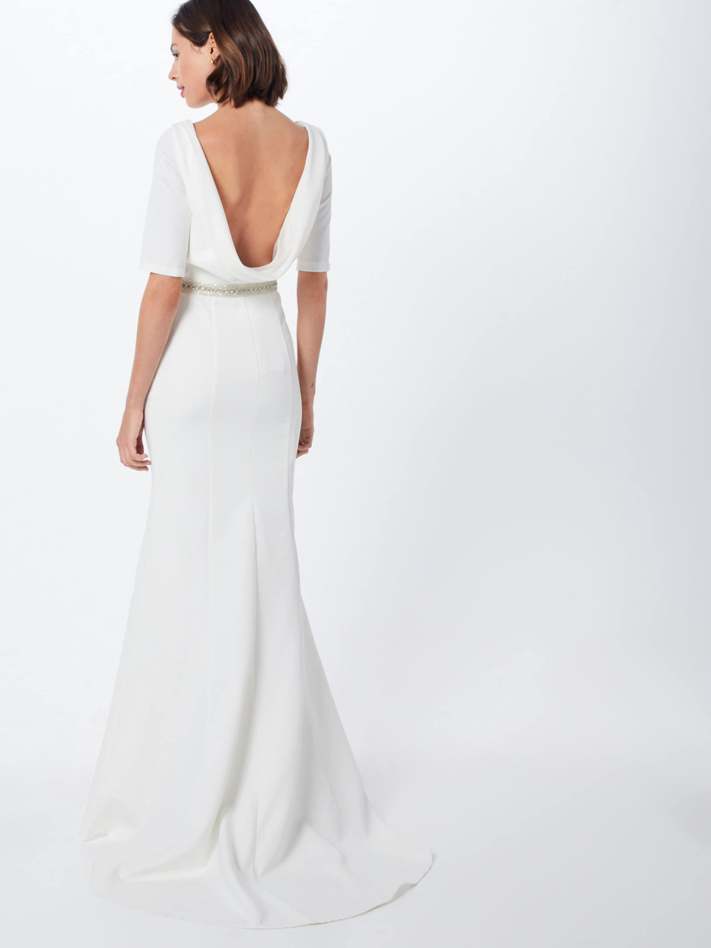 Kleid Bridal' 'chi Chi WeißOffwhite In London EHeWYb2D9I