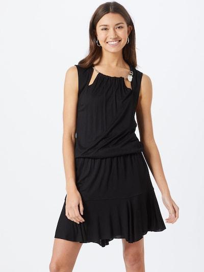 DIESEL Kleid 'D-ROCKI DRESS' in schwarz, Modelansicht