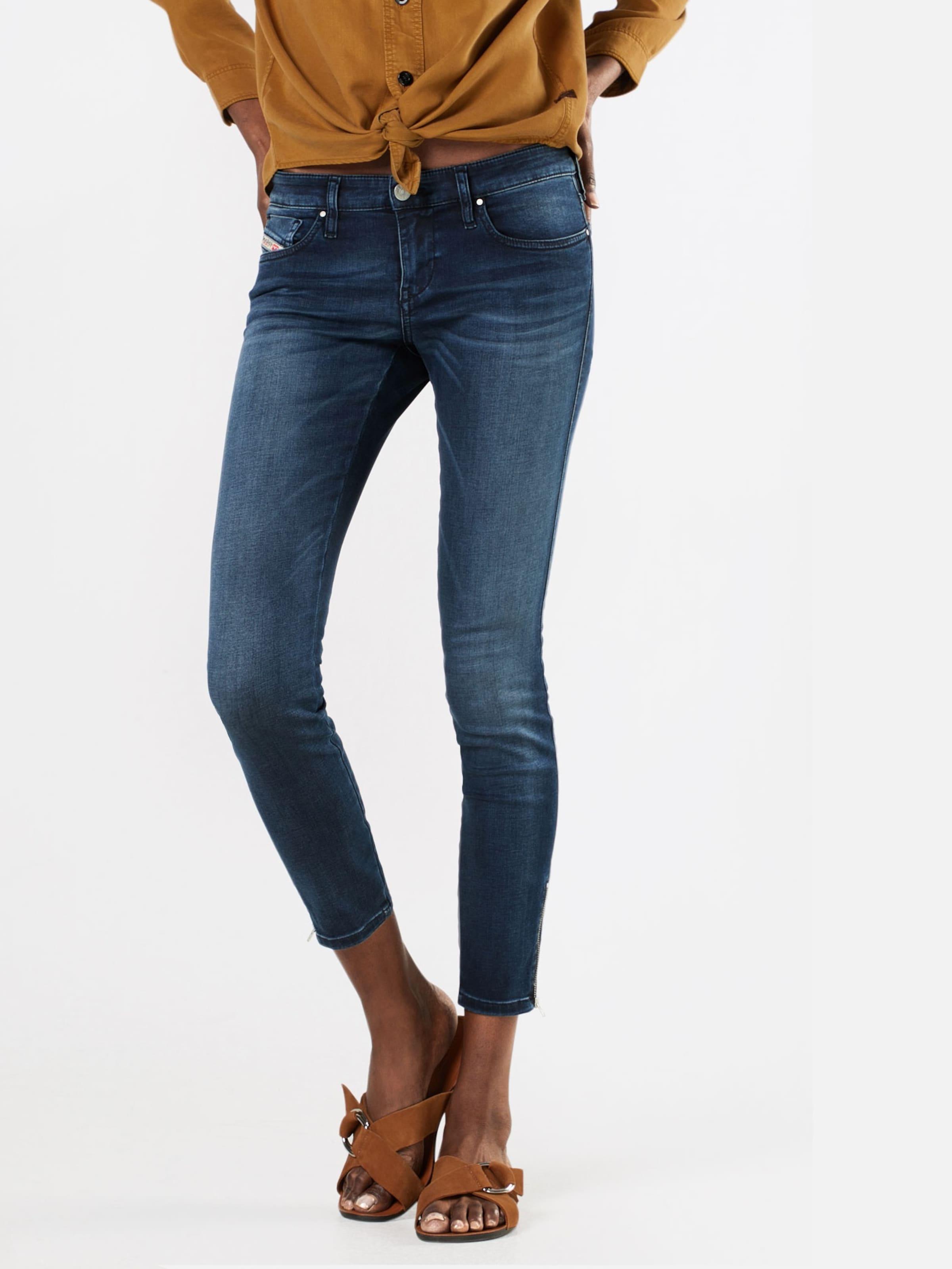 DIESEL 'Skinzee-Low-Zip' Jeans Slimfit 856G Billig Besten Sie Günstig Online Authentisch Steckdose Vorbestellung Neuankömmling Zu Verkaufen Billig Authentisch 0wE3lc8X1