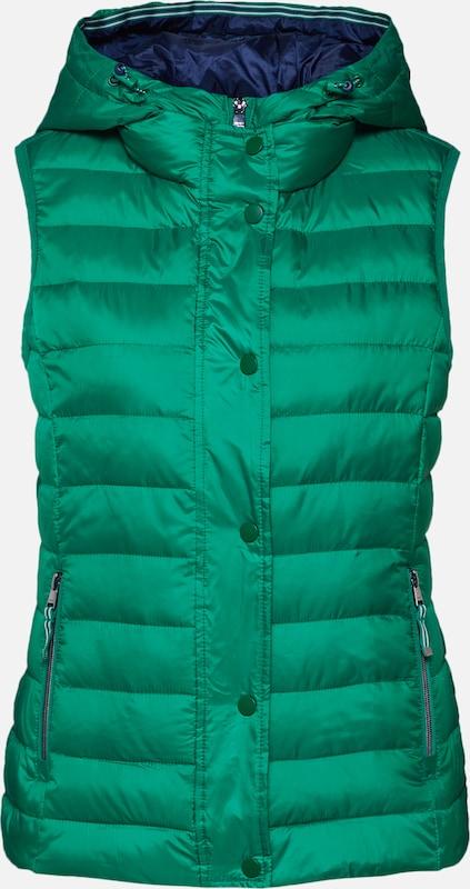 'rds Gilet Down Vert Foncé Vest' Esprit En DIeWE29YH