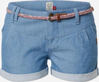 Ragwear Shorts 'HEAVEN' in blau, Produktansicht