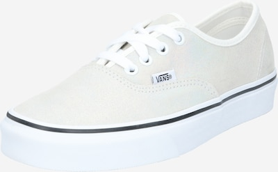 VANS Sneaker 'Authentic' in beige / weiß, Produktansicht