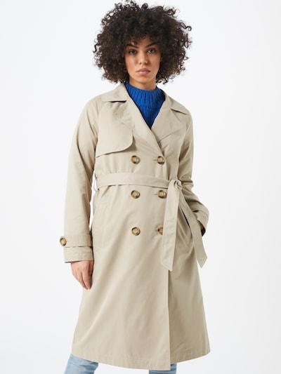 ONLY Mantel 'ONLADDIE' in beige, Modelansicht
