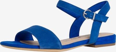 TAMARIS Sandale in blau, Produktansicht