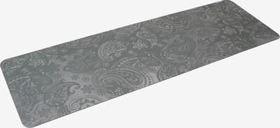 YOGISTAR.COM Yogamatte 'Pro Art Collection' in grau, Produktansicht