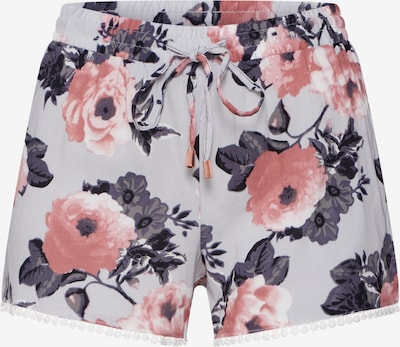 Hailys Shorts 'SH V TR Sia' in grau, Produktansicht