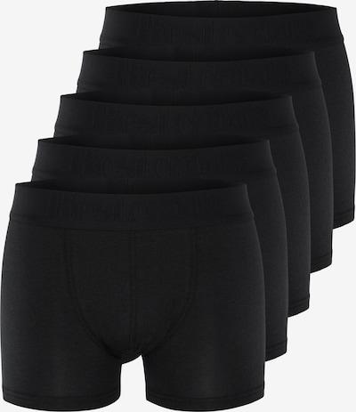 Resteröds Boxershorts 'Gunnar' in de kleur Zwart, Productweergave