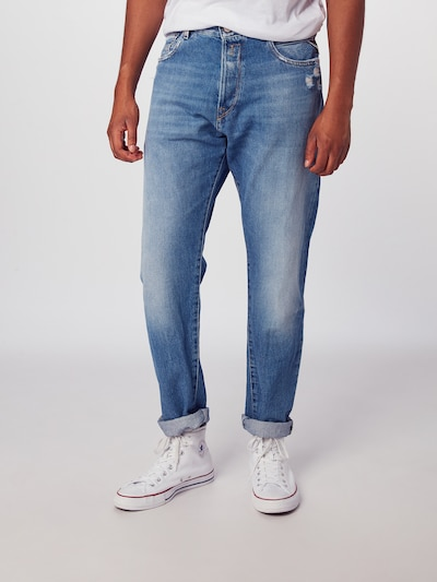 REPLAY Jeans 'TINMAR' in blau, Modelansicht
