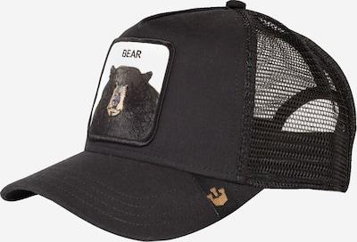 GOORIN Bros. Casquette 'Black Bear' en noir, Vue avec produit
