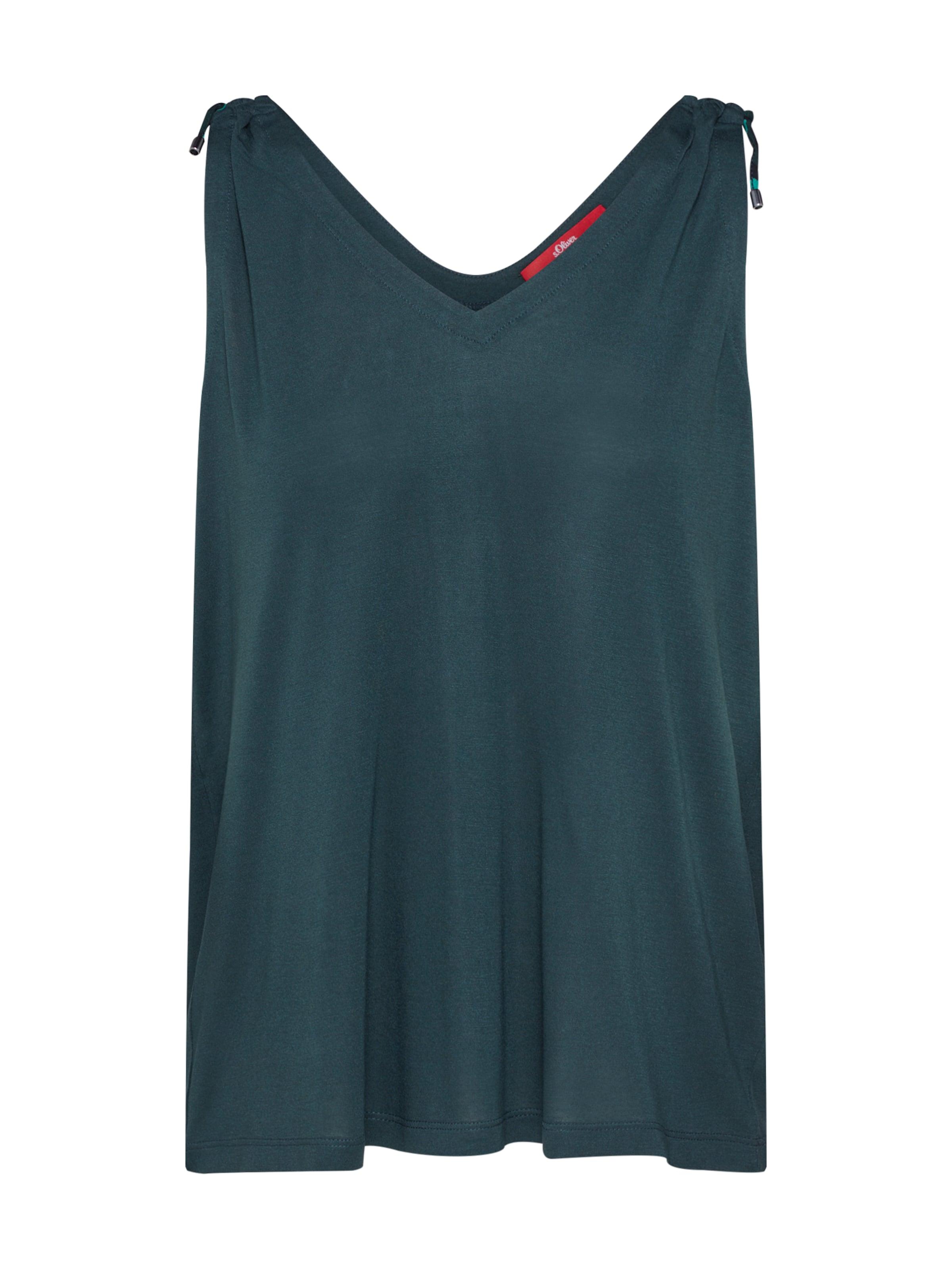 Smaragd oliver Top S S oliver oliver Top Smaragd In S In KTJl1cF