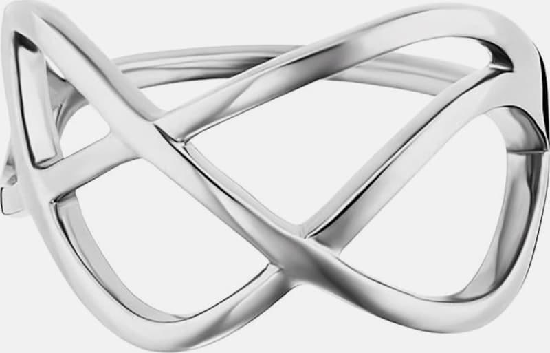 caï Fingerring 'fluid curves, C1847R/90/00'