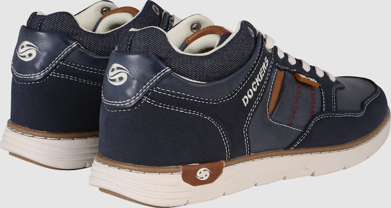 Dockers by Gerli Sneaker im Leder-Mix