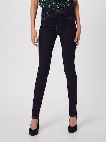 Jeans '721™ High Rise Skinny' de la LEVI'S pe albastru