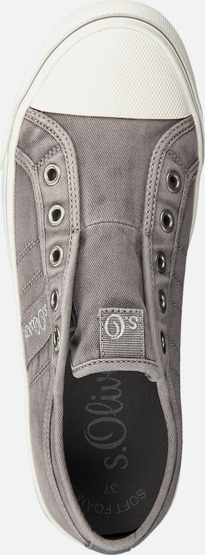 oliver Baskets Label Basses Clair Gris S En Red Yb6fgv7y