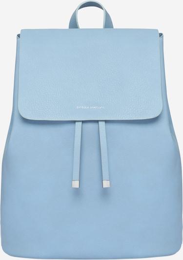Estella Bartlett Rucksack  'The Copperfield Drawstring' in blau, Produktansicht