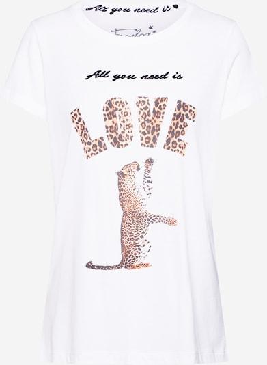 Frogbox T-shirt in weiß, Produktansicht