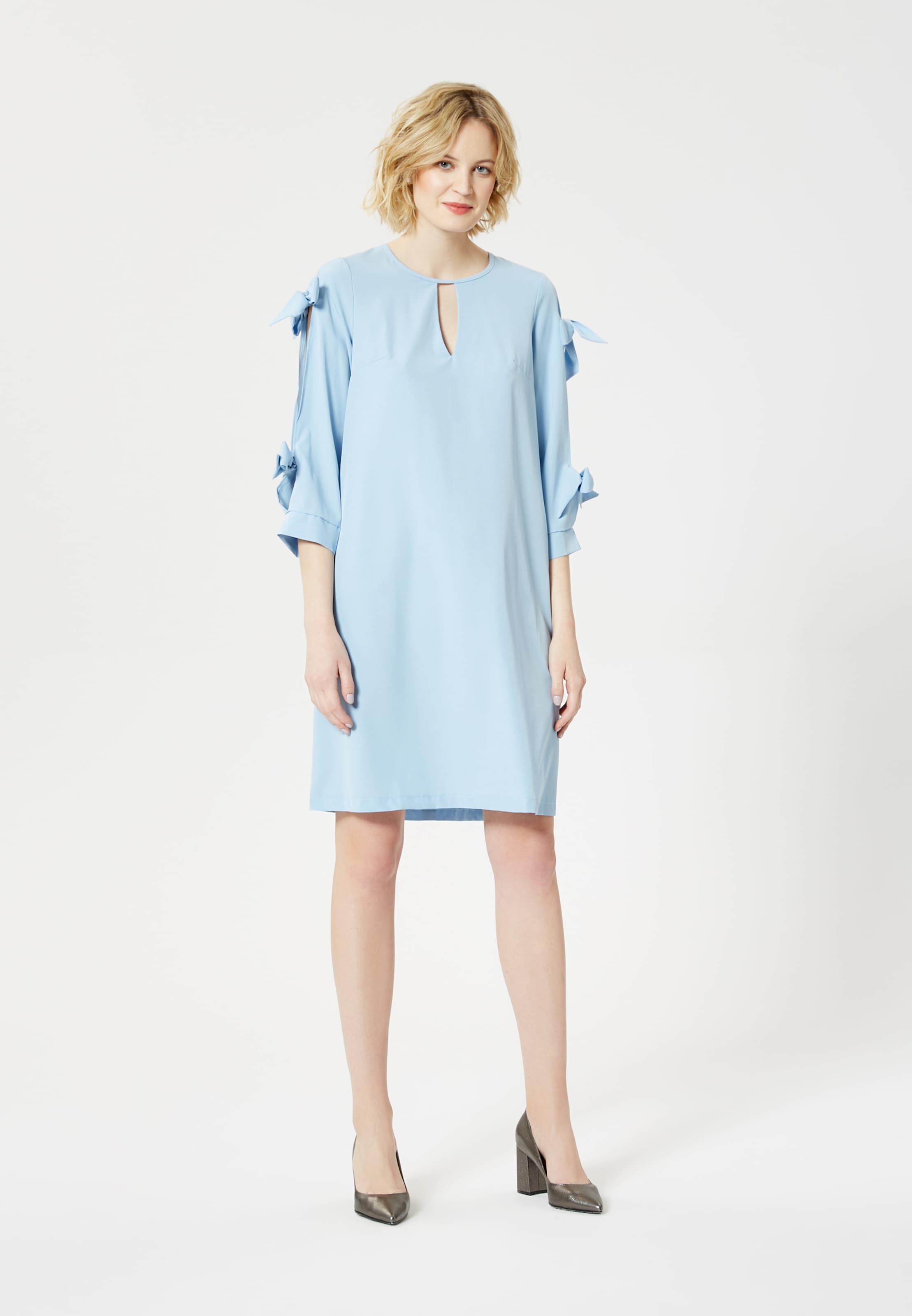 En Clair Robe Bleu Robe Usha Usha nwv8OmN0