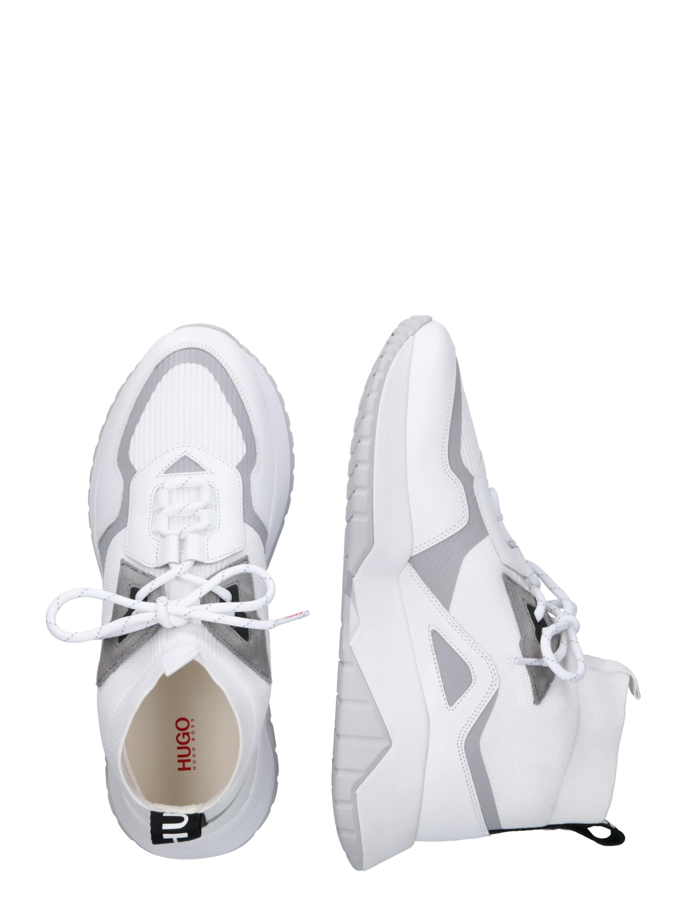 runn knna' 'atom Sneaker In Hugo GrauWeiß QCdsxrth