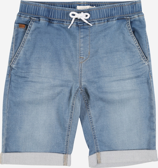 NAME IT Jeansshorts 'RYAN' in blue denim, Produktansicht