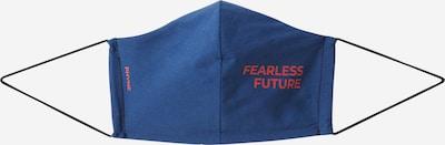 PHYNE Stoffen mondkapje 'Fearless Future' in de kleur Blauw / Rood, Productweergave