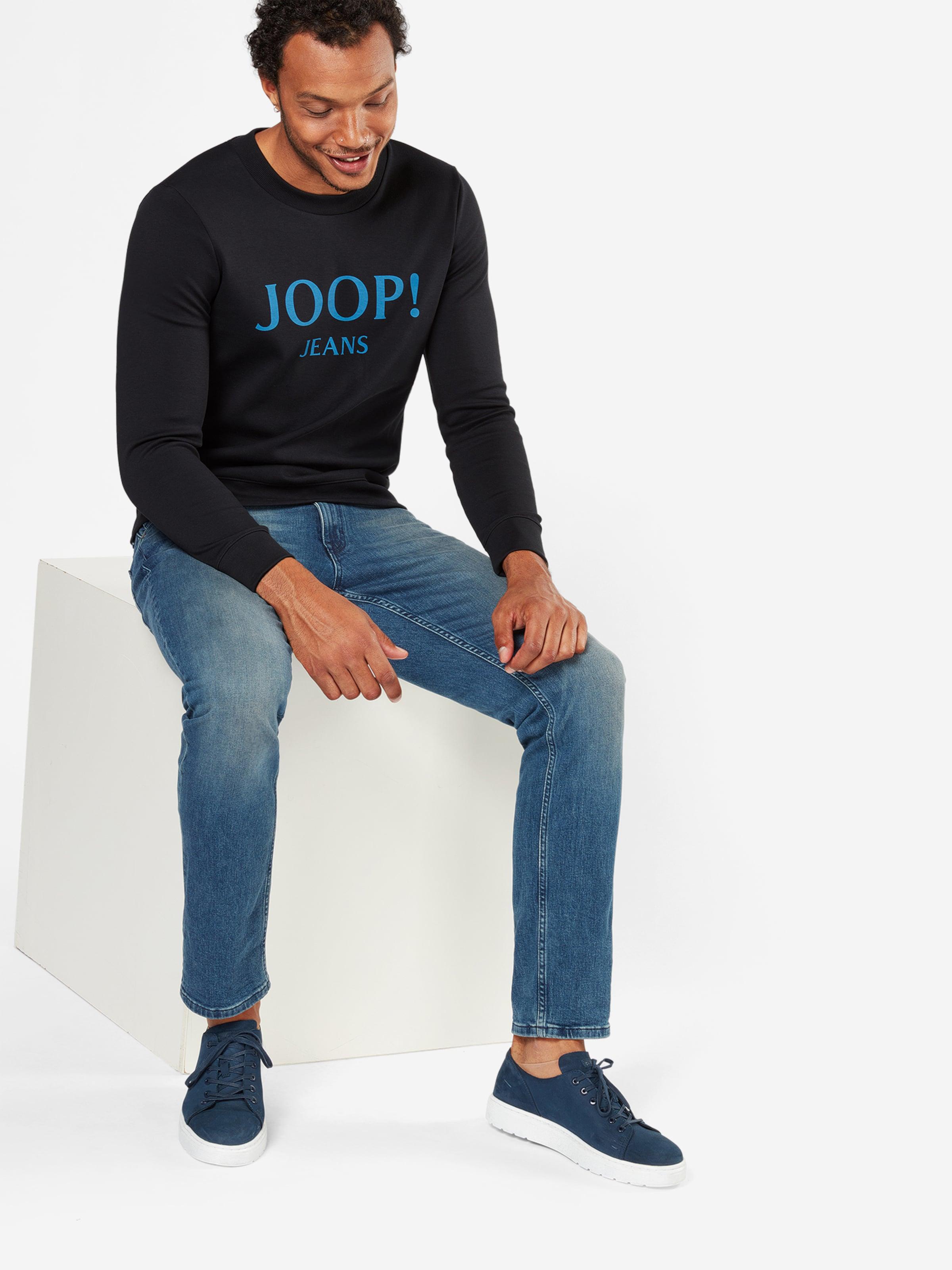 In JoopSweatshirt 'alfred' BlauSchwarz In JoopSweatshirt 'alfred' mNwOnv80