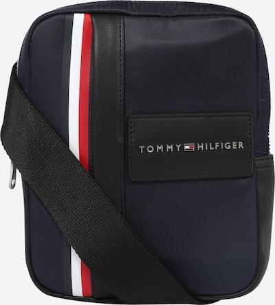 TOMMY HILFIGER Õlakott meresinine / punane / must / valge: Eestvaade