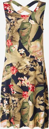 ZABAIONE Ljetna haljina 'Gia' u mornarsko plava / zelena / kaki / crvena, Pregled proizvoda