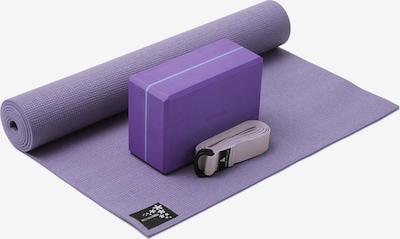 YOGISTAR.COM Yoga-set Kick It - One in lila, Produktansicht
