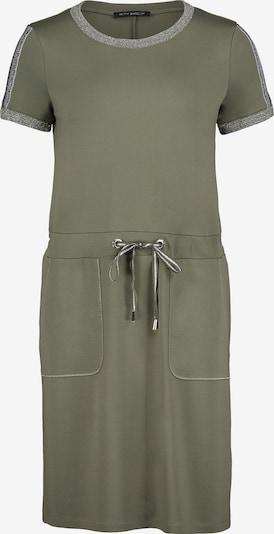 Betty Barclay Jerseykleid kurzarm in oliv, Produktansicht