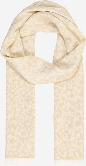 GUESS Tuch in creme / gold: Frontalansicht