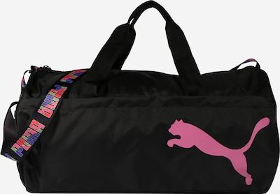 Sportinis krepšys iš PUMA , spalva - rožių spalva / juoda, Prekių apžvalga