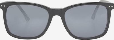 TOM TAILOR Sonnenbrille 'Wayfarer' in schwarz, Produktansicht